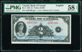 World Currency, Canada Bank of Canada $2 1935 Pick 40 BC-3 PMG Choice About Unc 58 EPQ.. ...