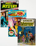 Silver Age (1956-1969):Horror, House of Secrets Group of 10 (DC, 1965-72) Condition: Average VF/NM.... (Total: 10 Comic Books)