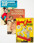 Golden Age (1938-1955):Miscellaneous, Golden and Silver Age Comics Group of 18 (Various Publishers, 1950s) Condition: Average FN.... (Total: 18 Comic Books)
