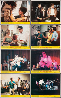 "The Buddy Holly Story & Other Lot (Columbia, 1978). Very Fine. Mini Lobby Card Sets (2) of 8, Photos (10) (8"" X..."