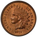 Indian Cents, 1873 1C Open 3 MS65 Red and Brown PCGS. CAC. PCGS Population: (92/10 and 1/0+). NGC Census: (87/8 and 0/0+). CDN: $1,050 Wh...