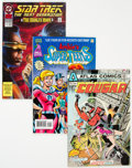 Modern Age (1980-Present):Miscellaneous, Bronze and Modern Age Comics Box Lot (Various Publishers, 1970s-90s) Condition: Average VF....
