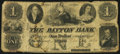 Obsoletes By State:Ohio, Dayton, OH- Dayton Bank $1 Dec. 20, 1860 Very Good.. ...