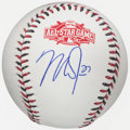 Autographs:Baseballs, 2015 Mike Trout Single Signed All-Star Game Baseball - 2nd...