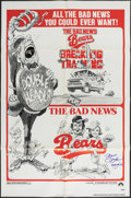"Autographs:Others, Tatum O'Neal Signed ""Bad News Bears"" Poster. Offe..."
