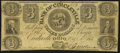 Obsoletes By State:Ohio, Circleville, OH- Bank of Circleville $3 Oct. 2, 1854 Fine.. ...