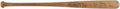 Baseball Collectibles:Bats, Johnny Groth Game-Used Bat Signed by 1949 Detroit Tigers, PSA/DNA AU....