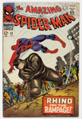 Silver Age (1956-1969):Superhero, The Amazing Spider-Man #43 (Marvel, 1966) Condition: FN/VF....