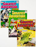 Silver Age (1956-1969):Adventure, My Greatest Adventure Group of 11 (DC, 1959-62) Condition: Average FN/VF.... (Total: 11 Comic Books)
