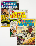 Silver Age (1956-1969):Adventure, My Greatest Adventure Group of 23 (DC, 1958-63) Condition: Average VG.... (Total: 23 Comic Books)