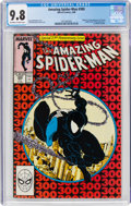 Modern Age (1980-Present):Superhero, The Amazing Spider-Man #300 (Marvel, 1988) CGC NM/MT 9.8 Off-white to white pages....
