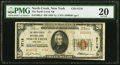 North Creek, NY - $20 1929 Ty. 2 The North Creek National Bank Ch. # 9716 PMG Very Fine 20