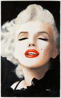 Original Comic Art:Paintings, Ron Lesser Marilyn Monroe Painting Original Art (undated).. ...