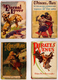 Books:General, Edgar Rice Burroughs Hardcover Editions Group of 13 (Various, 1917-40).... (Total: 13 Items)