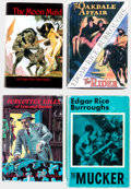 Books:Hardcover, Edgar Rice Burroughs Hardcover Editions Group of 7 (Various, 1928-2001).... (Total: 7 Items)