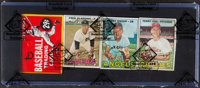 1967 Topps Baseball Second Series Rack Pack - Potential Mickey Mantle!