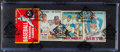 Baseball Cards:Unopened Packs/Display Boxes, 1967 Topps Baseball Second Series Rack Pack - Potential Mickey Mantle!...