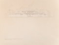 Works on Paper, Frank Lloyd Wright (American, 1867-1959). Presentation Drawing for the Avery Coonley House, Riverside, IL, circa 1907. G...