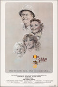 "Movie Posters:Drama, On Golden Pond (Universal, 1981). Rolled, Very Fine-. Heavy Stock One Sheet (27"" X 41""). Charles Demar Artwork. Drama.. ..."