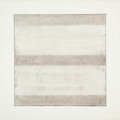 Prints & Multiples, Agnes Martin (1912-2004). Paintings and Drawings, 1974-90. 10 lithographs in colors on firm transparency paper. 11-3/4 x...