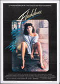 """Movie Posters:Musical, Flashdance & Other Lot (Paramount, 1983). Folded, Fine/Very Fine. Italian 2 - Fogli (39.25"""" X 55.25""""), One Sheet (26.75"""" X 4... (Total: 5 Items)"""