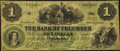 Obsoletes By State:Michigan, Tecumseh, MI- Bank of Tecumseh $1 Aug. 22, 1859 Very Good.. ...