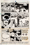 Original Comic Art:Panel Pages, Herb Trimpe and Mike Esposito Defenders #70 Page 31 Original Art (Marvel, 1979)....