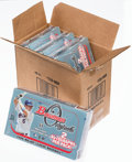 Baseball Cards:Unopened Packs/Display Boxes, 2006 Bowman Originals Baseball Hobby Case with 4 Unopened Boxes....
