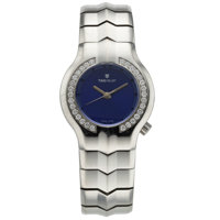 Tag Heuer Lady's Diamond, Stainless Steel Watch