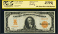 Large Size:Gold Certificates, Fr. 1167 $10 1907 Gold Certificate PCGS Extremely Fine 45PPQ.. ...