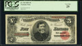 Large Size:Treasury Notes, Fr. 364 $5 1891 Treasury Note PCGS Very Fine 25.. ...