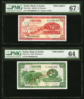 Sudan Bank of Sudan 1964-66 Specimen Set. ... (Total: 5 notes)