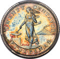 1904 20C Philippines 20 Centavos PR67 PCGS. PCGS Population: (8/0 and 1/0+). NGC Census: (0/0 and 0/0+). From The M...(P...