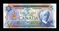 Canadian Currency: , BC48a $5 1972 . ...