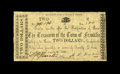 Obsoletes By State:Louisiana, Franklin, LA- Town of Franklin $2 Aug. 15, 1862. ...