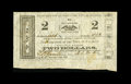 Obsoletes By State:Louisiana, Franklin, LA- Town of Franklin $2 Dec. 15, 1862. ...