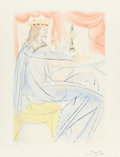 Prints & Multiples, Salvador Dalí (1904-1989). Our Historical Heritage, 1975. 11 drypoints and pochoirs in colors on Arches paper. 26 x 19-7...