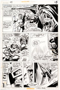 Original Comic Art:Panel Pages, Gene Colan and Frank Giacoia The Sub-Mariner #49 Story Page 19 Original Art (Marvel Comics, 1972)....