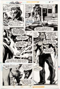 Original Comic Art:Panel Pages, Gene Colan and Tom Palmer Tomb of Dracula #39 Story Page 4 Original Art (Marvel, 1975)....
