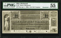 Richmond, OH- Erie Salt Company $1.25 Proof Wolka 2324-02 PMG About Uncirculated 55, 4 HPCs