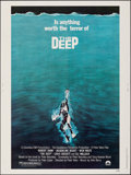 "Movie Posters:Adventure, The Deep (Columbia, 1977). Rolled, Very Fine-. Poster (30"" X 40""). Gary Meyer Artwork. Adventure.. ..."