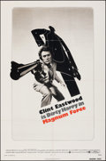 """Movie Posters:Action, Magnum Force (Warner Bros., 1973). Folded, Very Fine-. One Sheet (27"""" X 41""""). Action.. ..."""