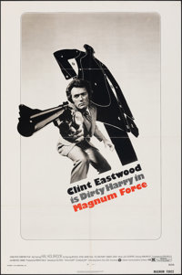"""Magnum Force (Warner Bros., 1973). Folded, Very Fine-. One Sheet (27"""" X 41""""). Action"""