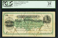 Obsoletes By State:Tennessee, (Jonesborough), TN- Trustee of Washington County Warrant 25¢ May 8, 1879 PCGS Very Fine 25.. ...