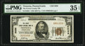 National Bank Notes:Pennsylvania, Tionesta, PA - $50 1929 Ty. 1 The Forest County National Bank Ch. # 5038 PMG Choice Very Fine 35 EPQ.. ...