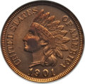 Proof Indian Cents: , 1901 1C PR67 Red NGC. NGC Census: (4/2). PCGS Population: (6/0). PR67. Mintage 1,985. ...