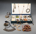 Other, A Group of Twenty-Nine Pieces of Ethnic Jewelry. 58 inches (147.3 cm) (longest, necklace). ... (Total: 10 Items)