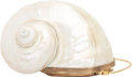 Luxury Accessories:Bags, Judith Leiber Natural Shell Minaudière Evening Bag