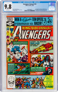 Modern Age (1980-Present):Superhero, The Avengers Annual #10 (Marvel, 1981) CGC NM/MT 9.8 White pages....