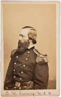 Photography:CDVs, Thomas Sweeny Signed Carte de Visite....